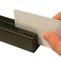 Magnetinių kortelių skaitytuvas