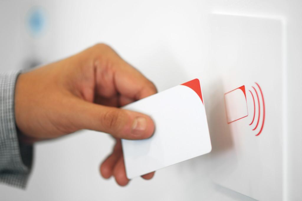 RFID lojalumo kortelės